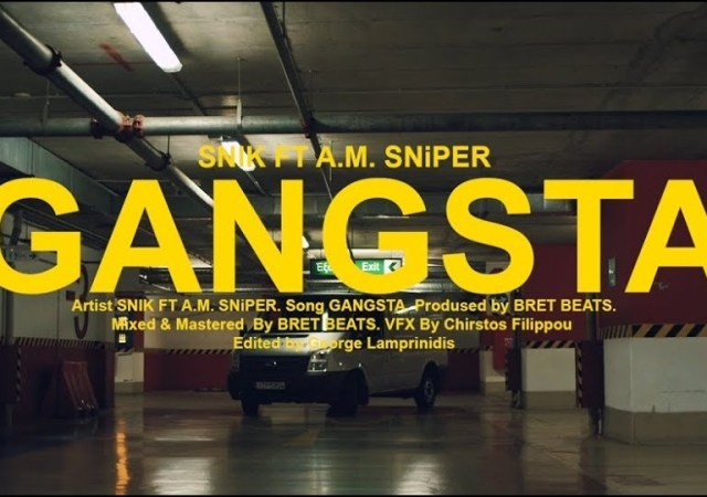 Snik gangsta ft. a.m. sniper (prod. by bret beats)