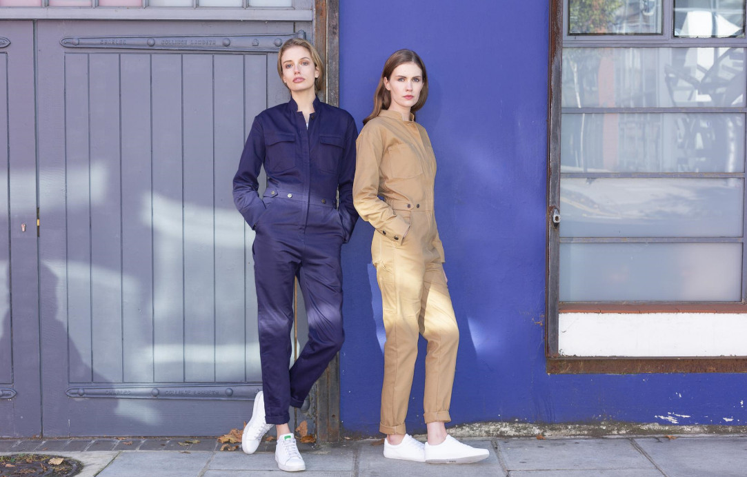 Spry workwear at pure london