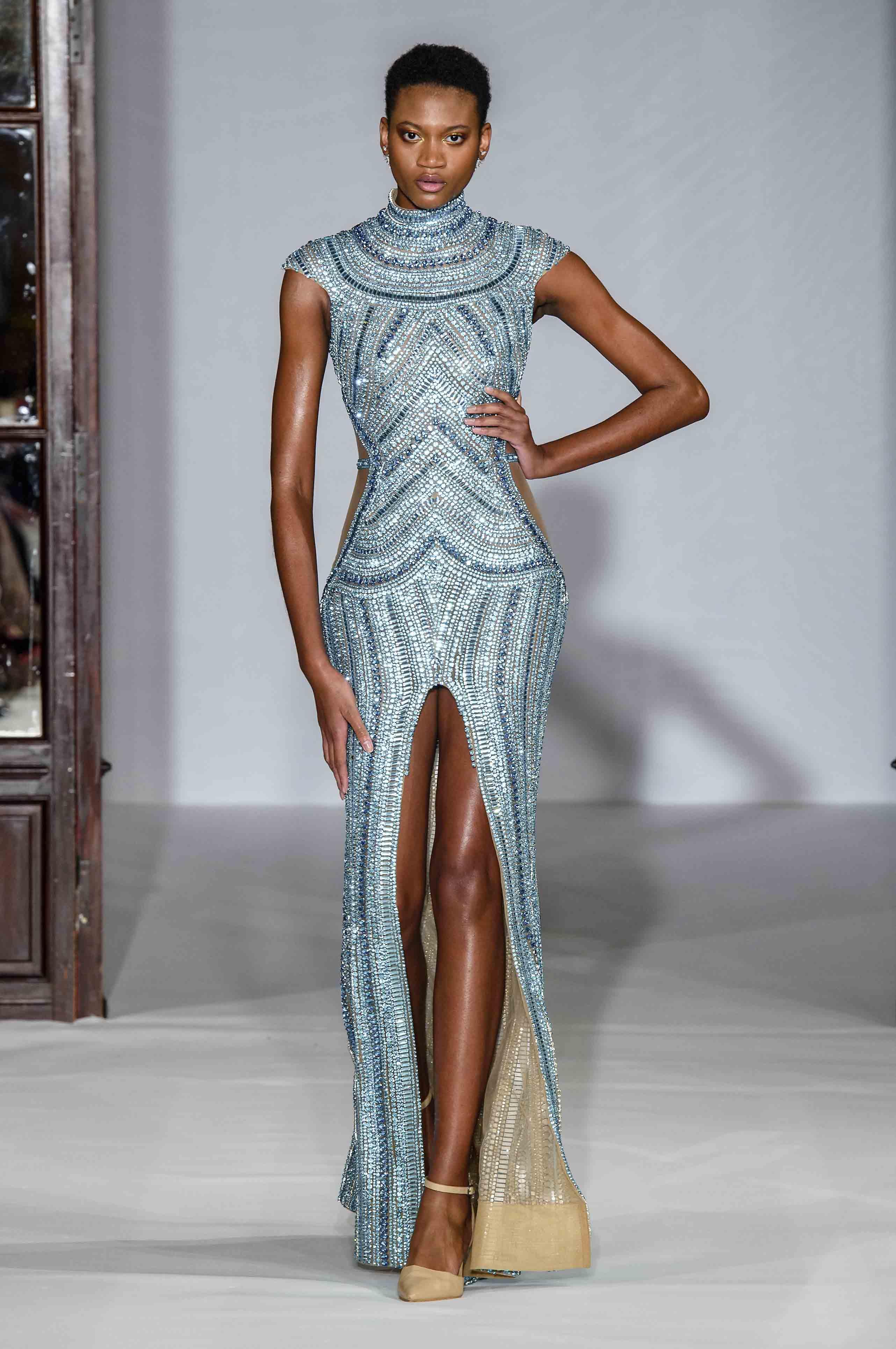 Alin Le'Kal SS19 Paris Fashion Week
