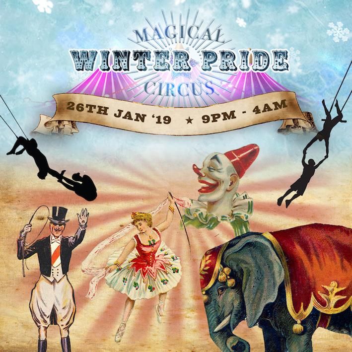 London's annual winter pride