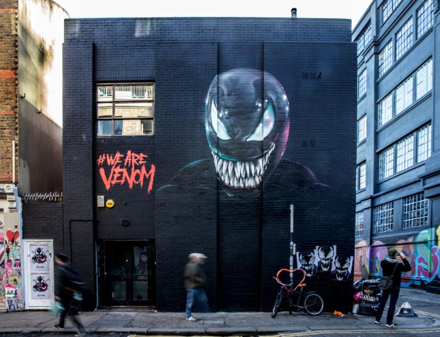 Venom graffiti (1)