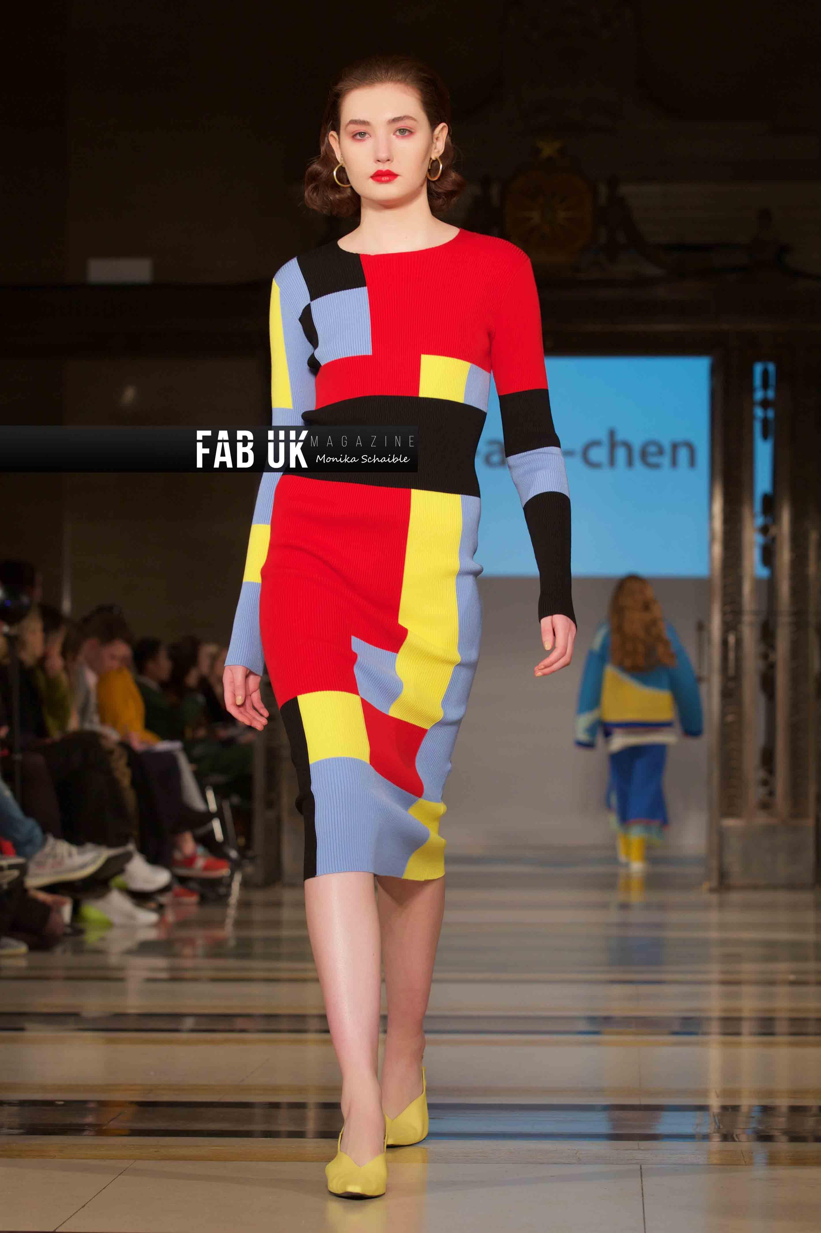 fashion scout, feb 2019, designer i am chen, monika schaible