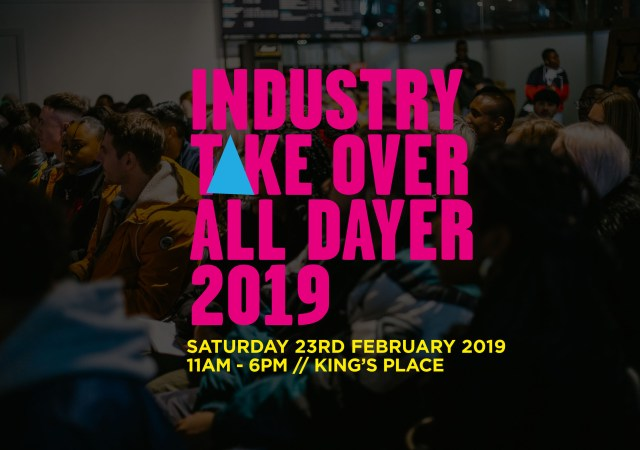 Industry take over all dayer 2019