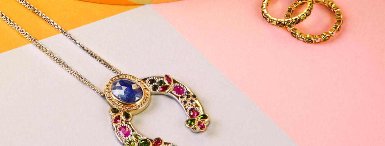Hania kuzbari jewelry