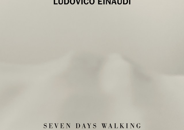 Seven days walking album cover