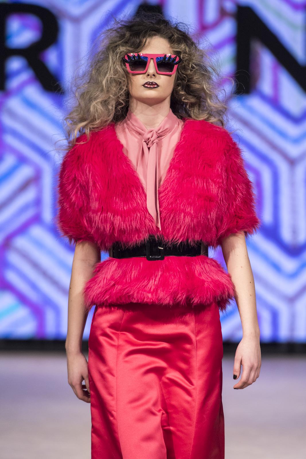 Grandi at Vancouver Fashion Week