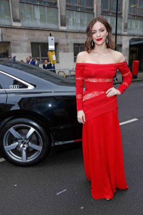 Audi at the olivier awards 2019