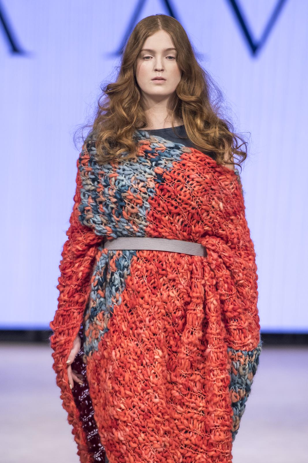 Lisa Aviva at Vancouver Fashion Week