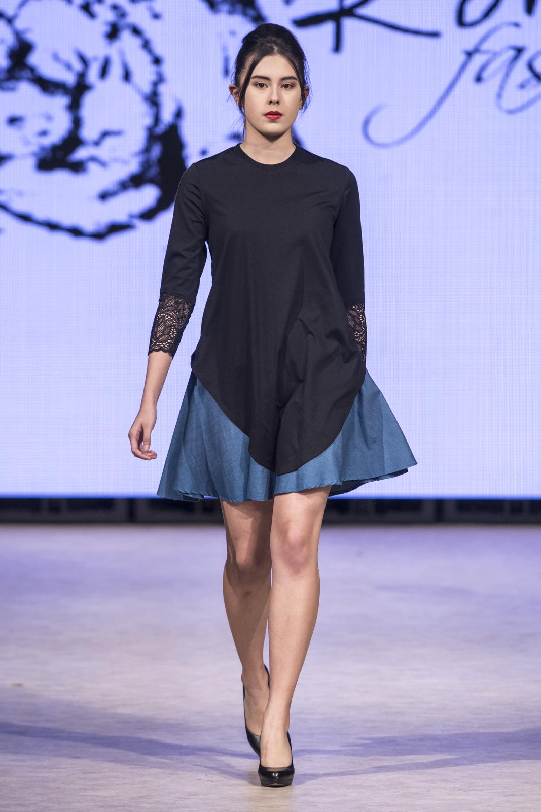 Rowes Fashion at Vancouver Fashion Week
