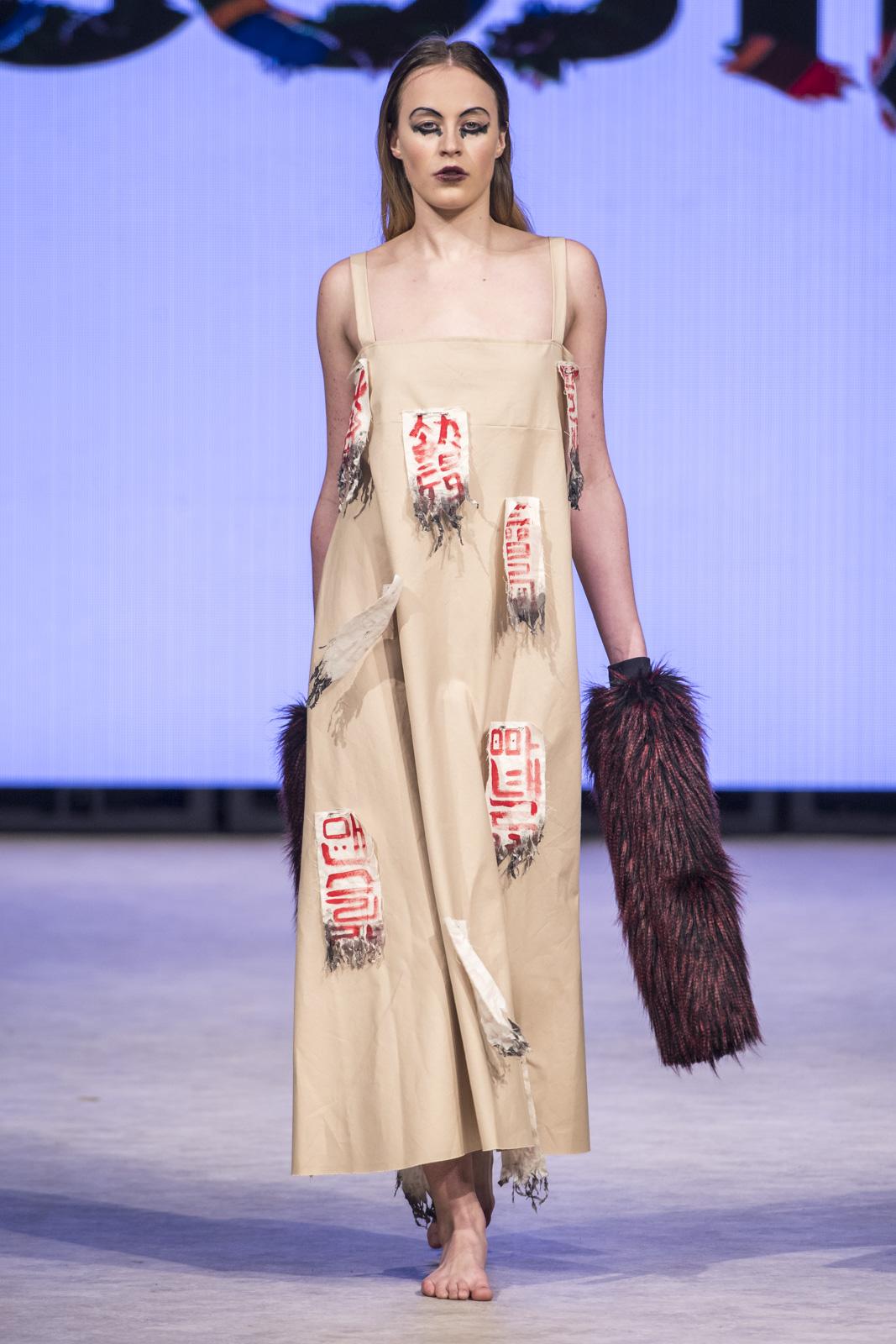 Sooijnu at Vancouver Fashion Week