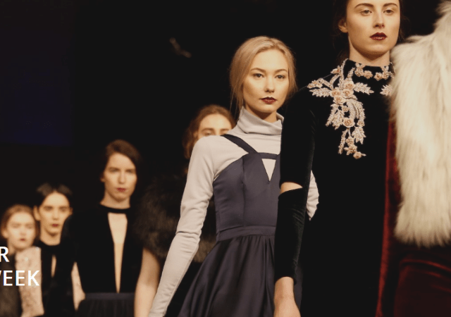 Vancouver fashion week round up