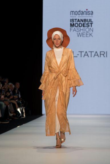 Al tatari at istanbul modest fashion week 2019 day 2