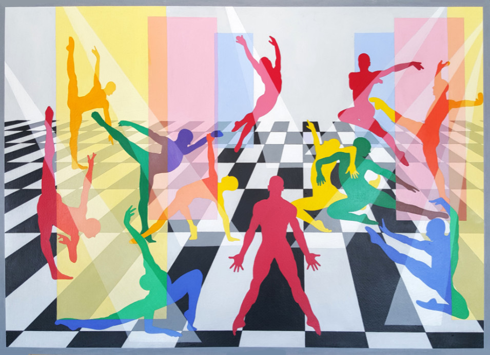 Brian parker how science influences art