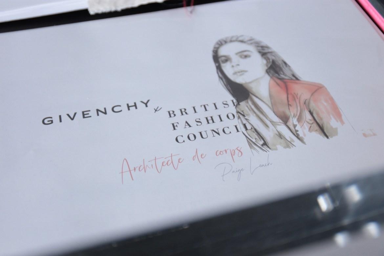 British fashion council celebrates graduate preview day