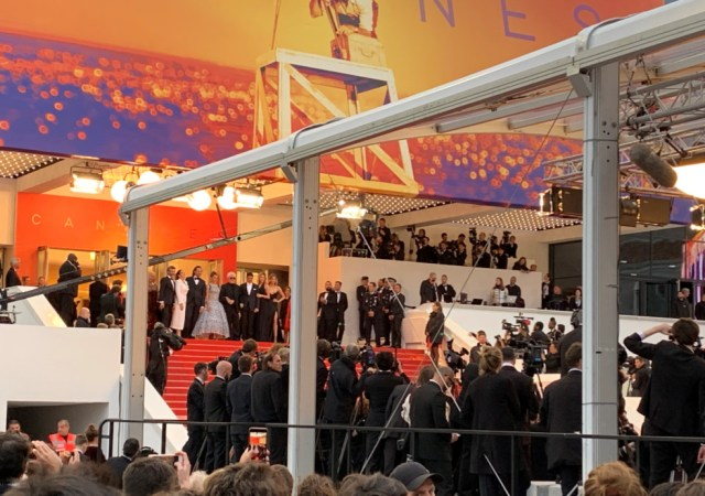 Cannes diary with tim baros