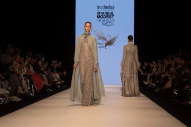 Minel aşk at istanbul modest fashion week 2019 day 1