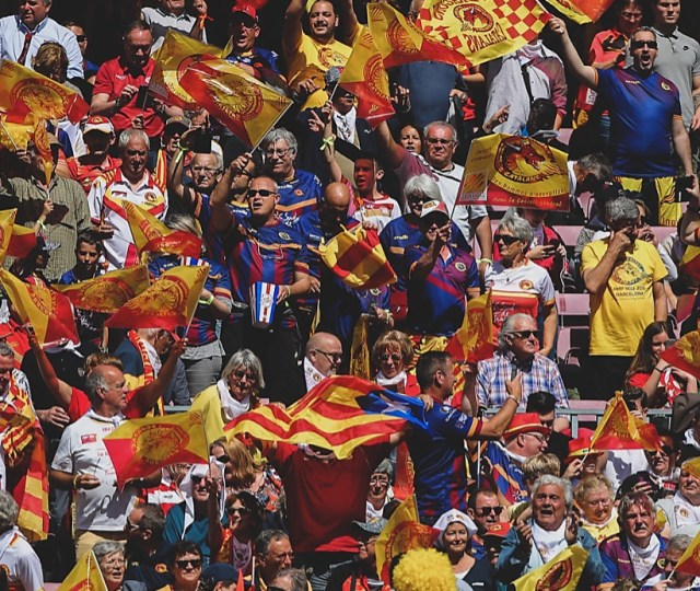 Super league attendance record broken at camp nou