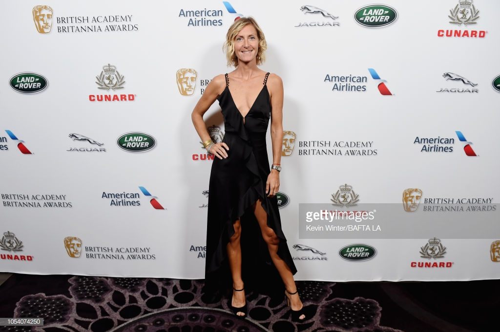Britannia awards getty images