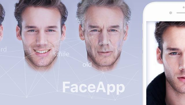 Faceapp gone viral