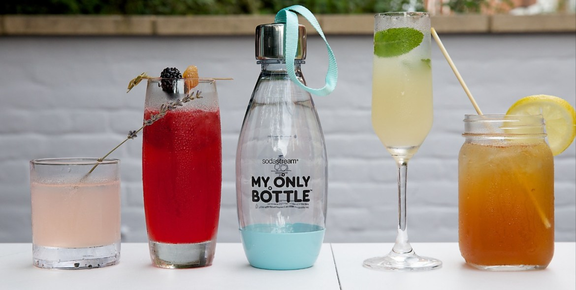 Sodastream launches my only bottle with influencer wellness event (3)