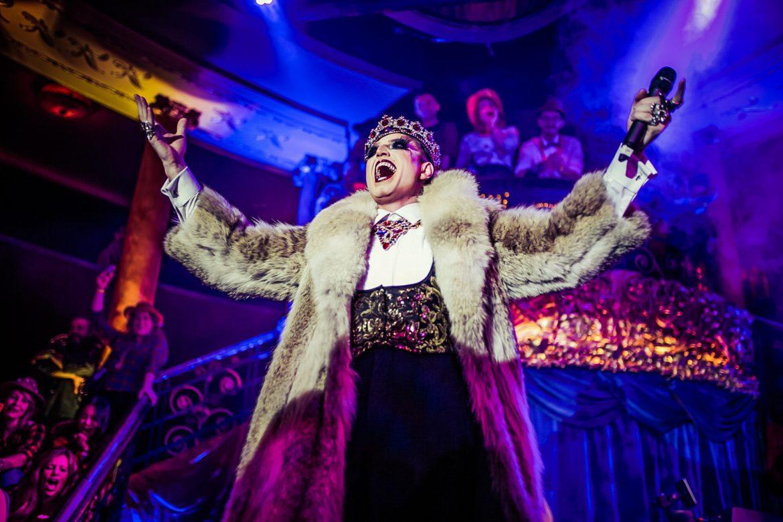 The disco 54 cabaret show 2019