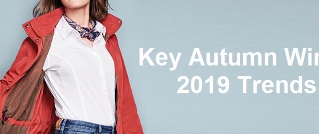 Key autumn winter trends