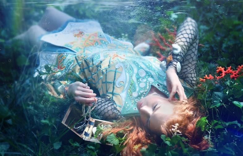 Sea goddess.dorothy.shi.social