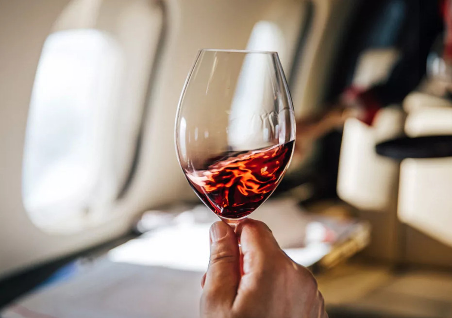 Vistajet launches the first premium wine programme for flyers