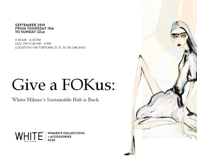 White milano's give a fokus