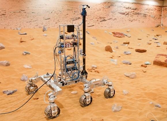 Discover the exomars rover, courtesy of esa