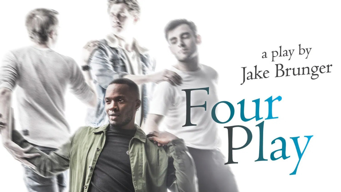 Above the stag theatre presents four play