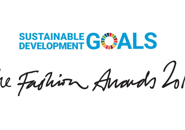 British fashion council and united nations office for partnerships