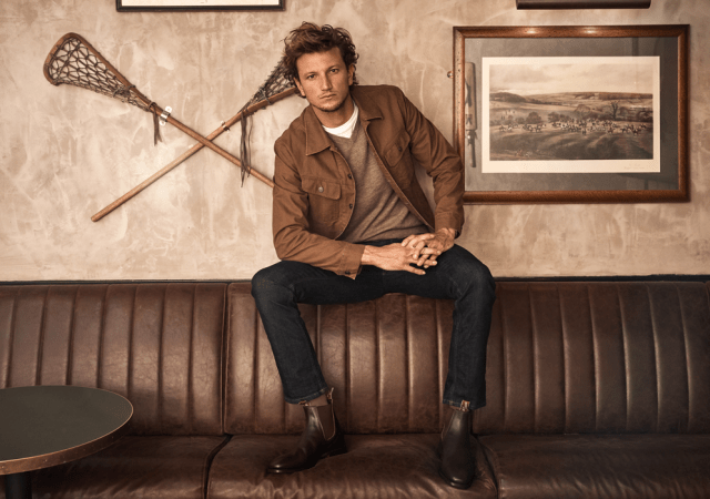 Rm williams menswear show jacket required revamps for january edition