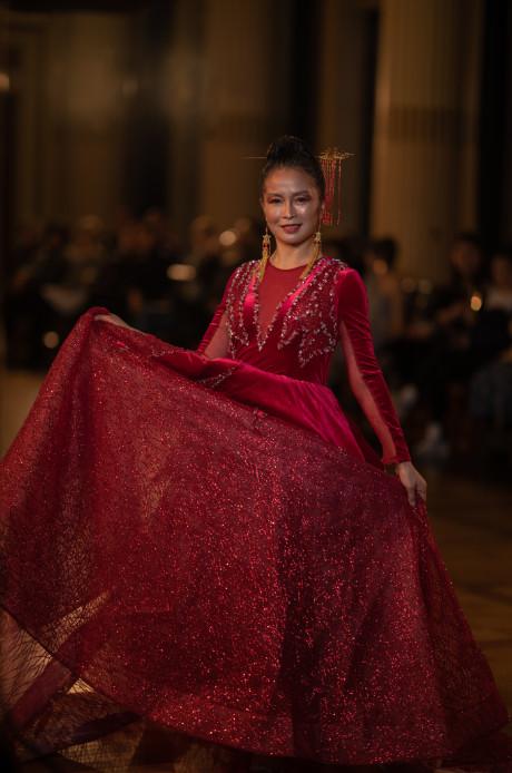 Yuuki bright night fashion show (18)