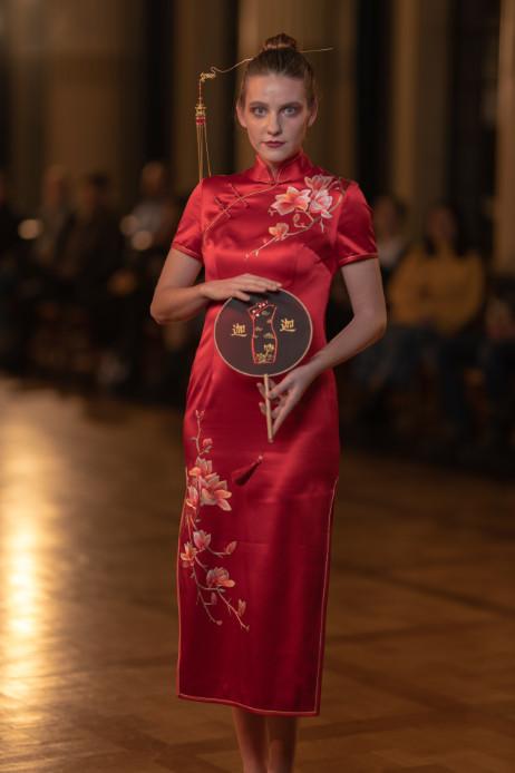 Yuuki bright night fashion show (9)