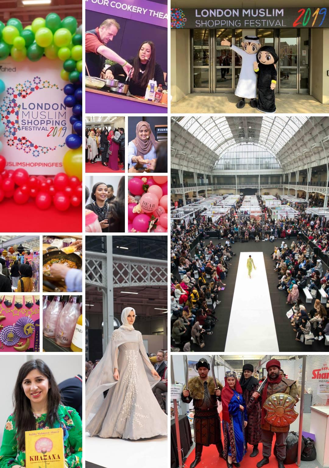 London muslim shopping festival (lmsf) 2020