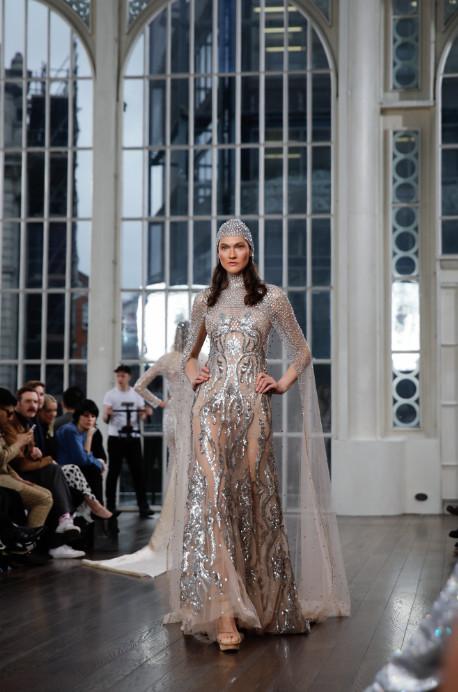 Atelier zuhra x royal opera house london fashion week (6)