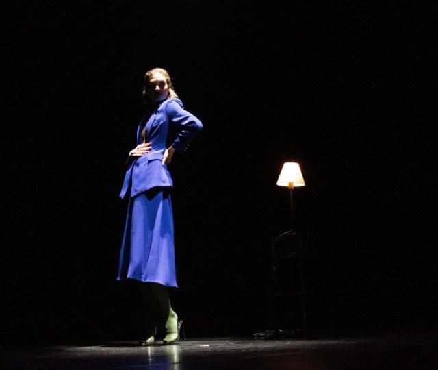 Edeline lee aw20 show during london fashion week © amelia lourie