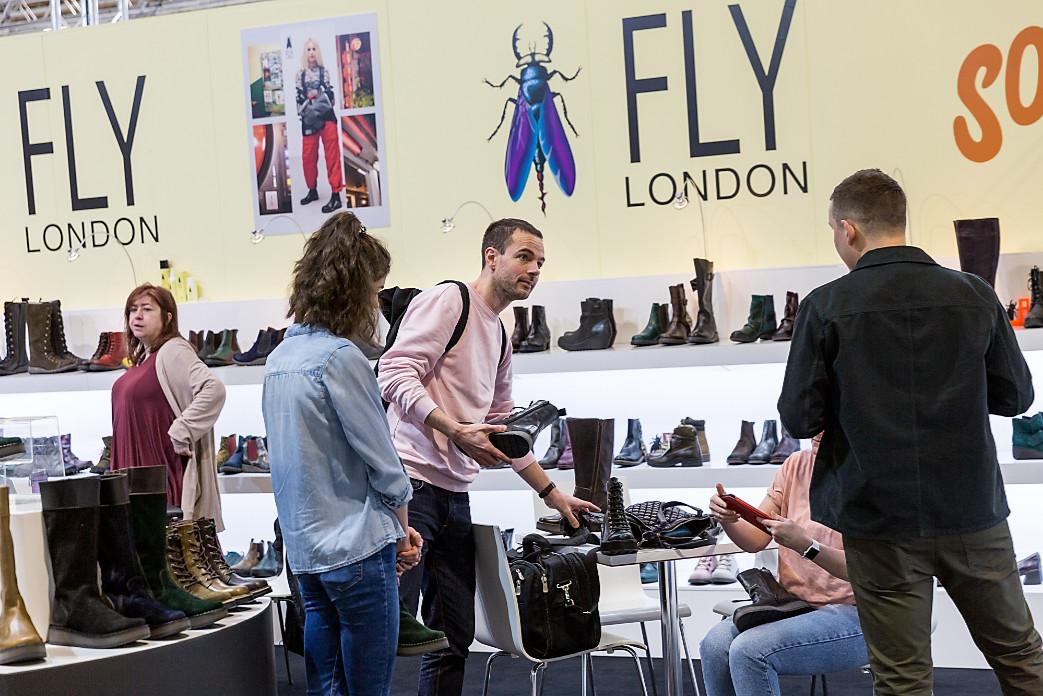 Fly london at moda feb20
