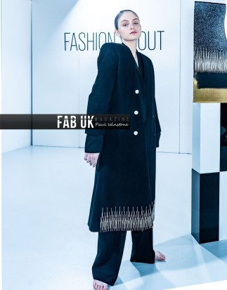 Hanacha aw20 show during london fashion week (2)