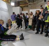 Harem london aw20 show during london fashion week
