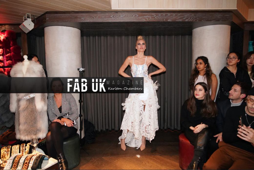 Izabela calik aw20 show during london fashion week (4)