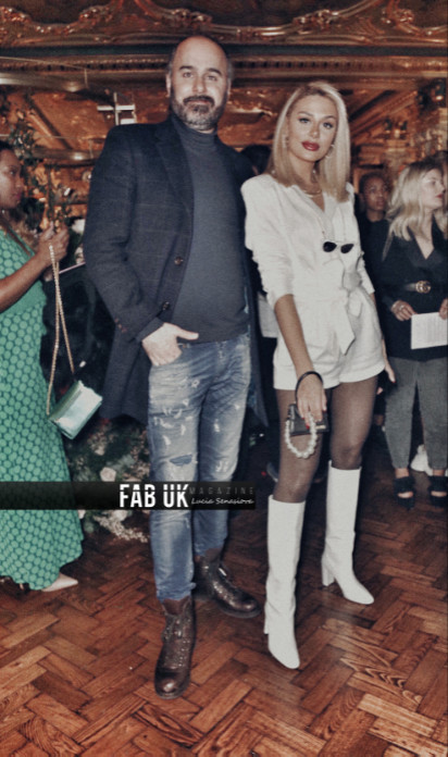 Lu vixen presents for the first time during london fashion week (6)