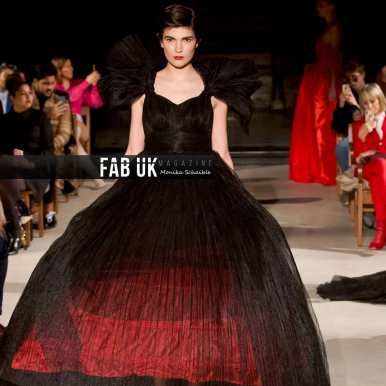 Malan breton aw20 show during london fashion week (2)