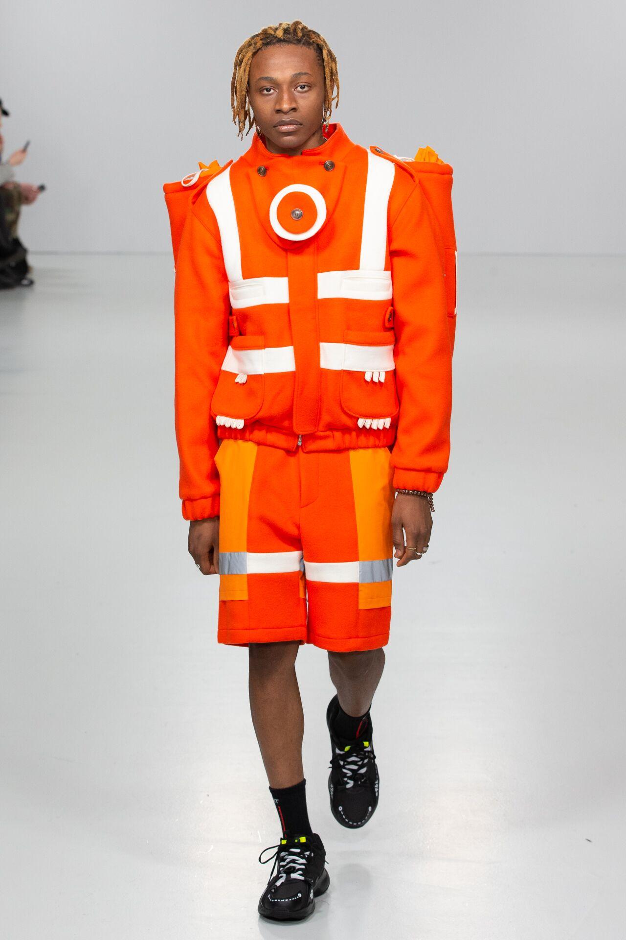 Saint ego aw20 during london fashion week (2)
