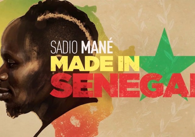 Exclusive sadio mané documentary, made in senegal