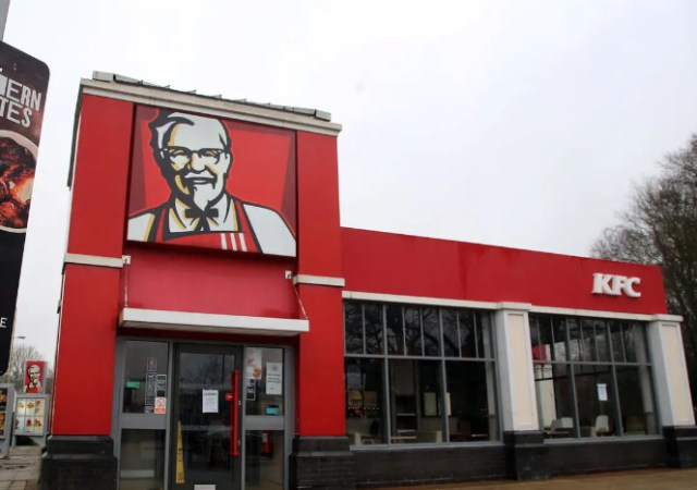 Brand a lust report reveals kfc is uk's most searched food chain