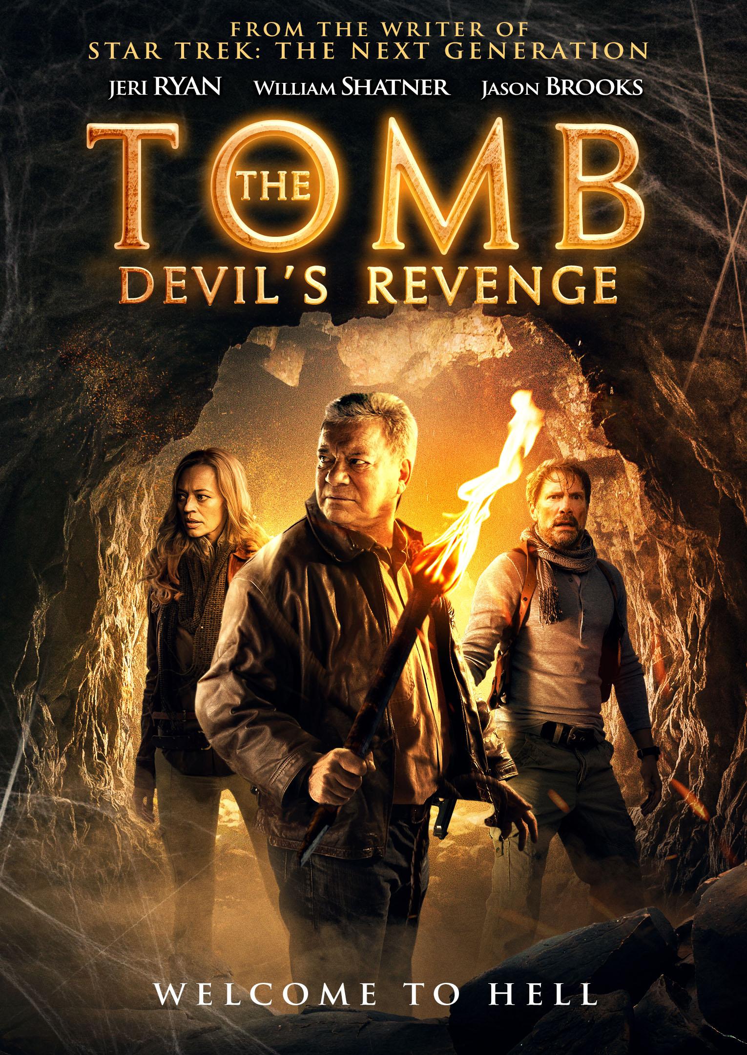 The tomb devil's revenge