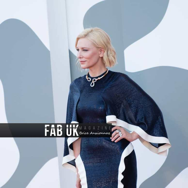 Cate blanchett at the opening ceremony of venice film festival (4)
