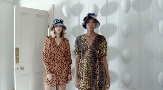 Misa harada ss21 virtual presentation during london fashion week (5)